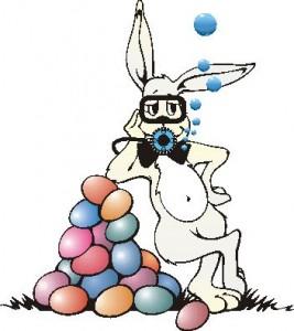 scuba-bunny